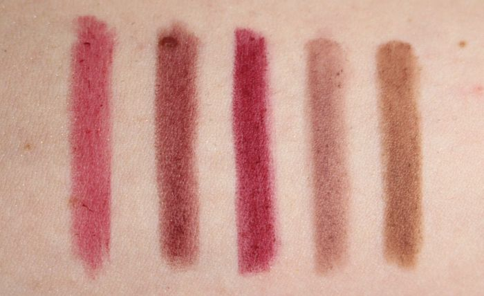 Art-Visage Automatic Lipliner & Sharpener Swatch
