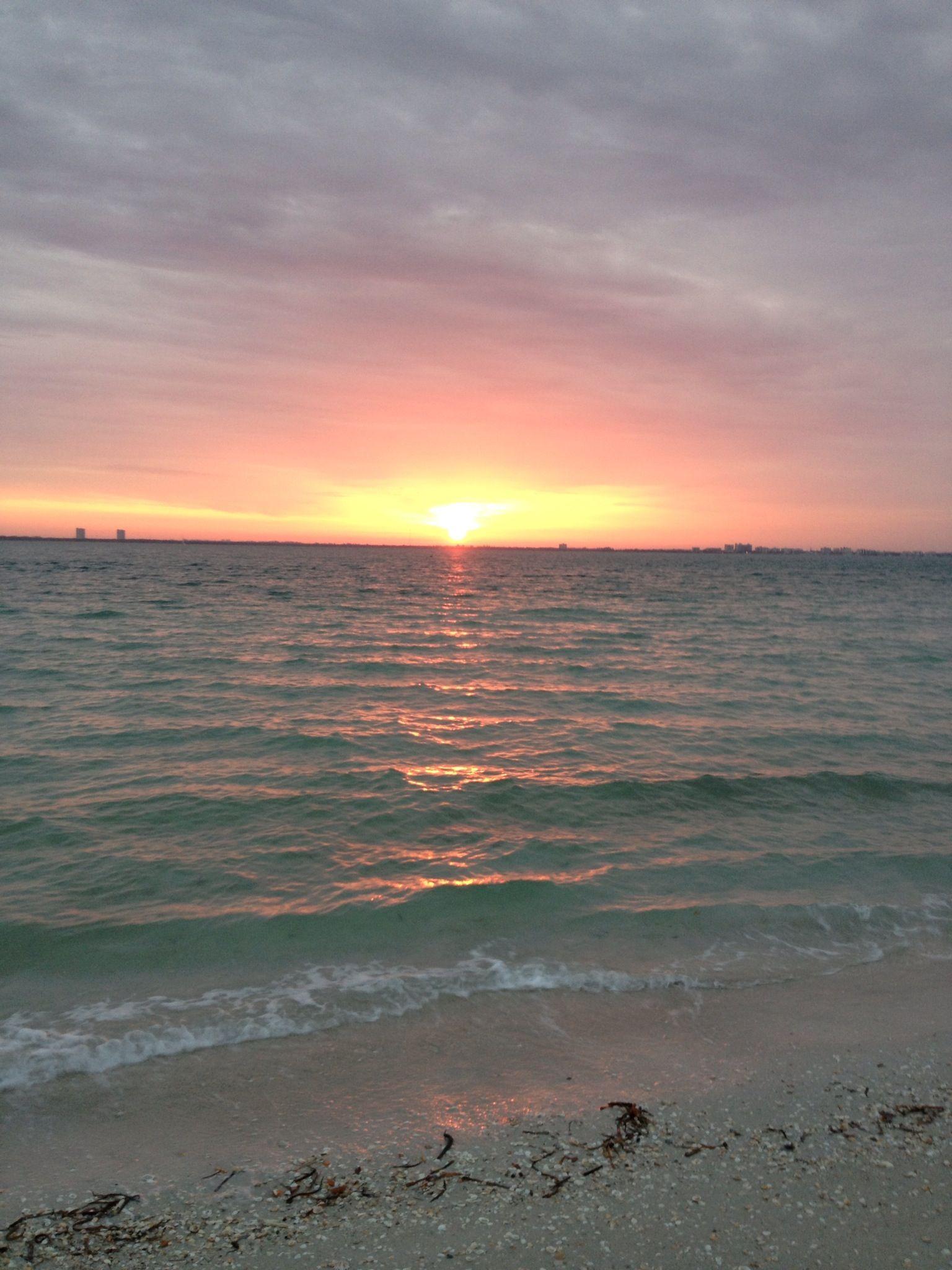 Sanibel Island, Sanibel, Sunset