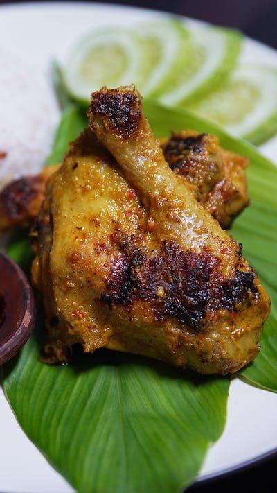 Ayam Panggang Minang Resep Resep Ide Makanan Ayam Panggang Resep Masakan India
