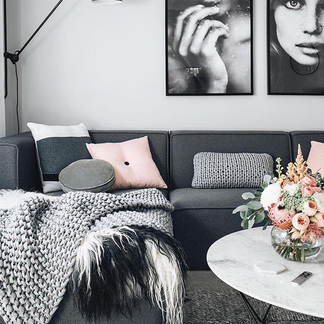 Interior Dreams Living Room Grey Home Living Room Home Decor