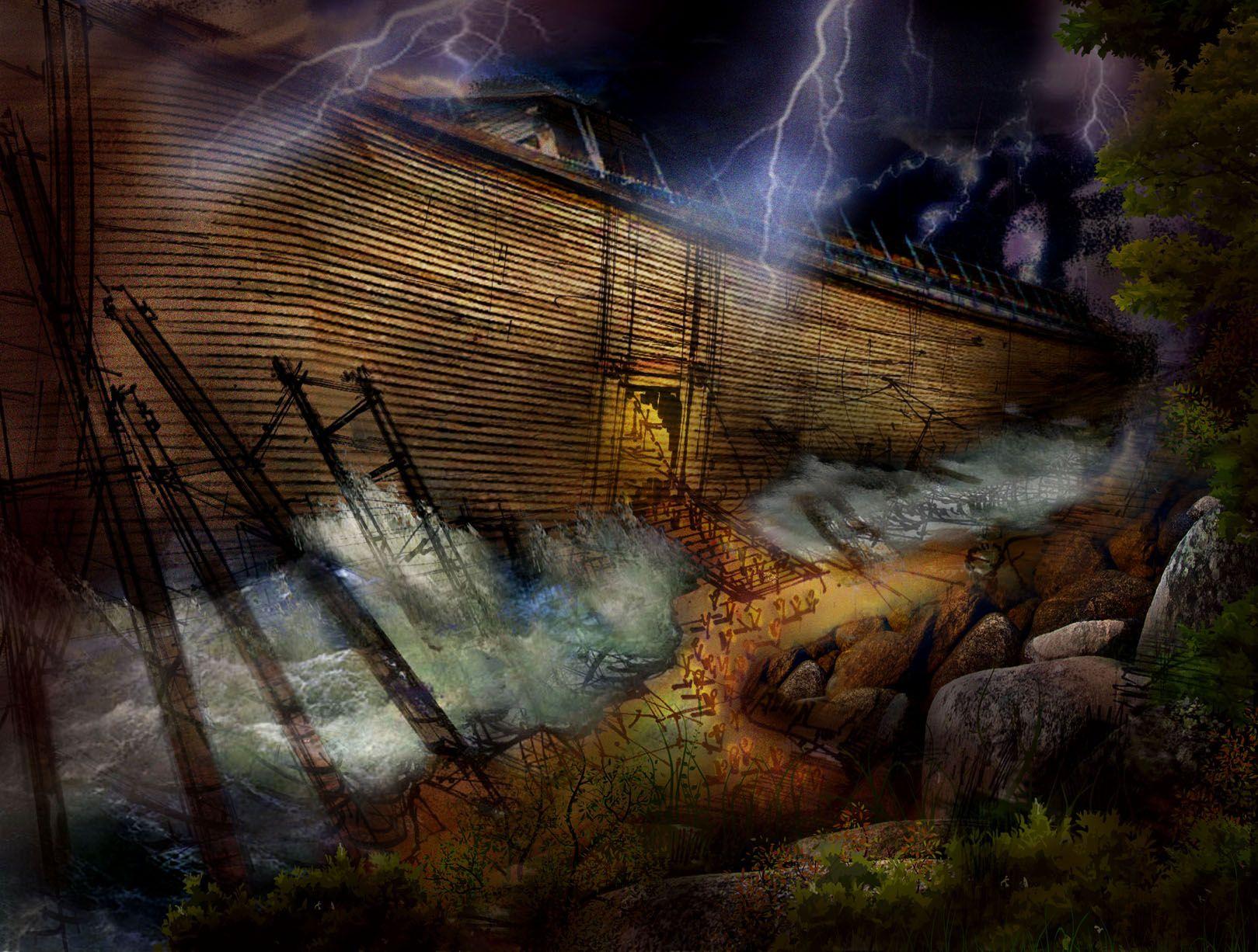Noah's Ark Experience | Noah's ark bible, Noahs ark, Bible ...