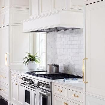 White Wainscoting In Kitchen Vent Hood Kitchen Hoods Kitchen Vent Kitchen Design