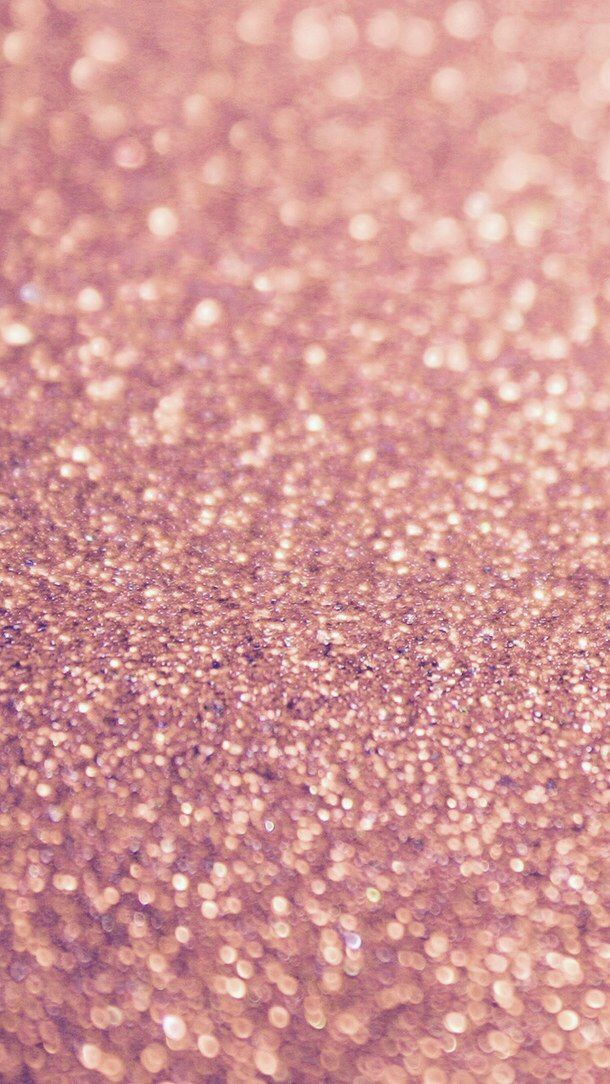 Rosegold Glitter Wallpaper Wallpapers In 2019 Iphone 6