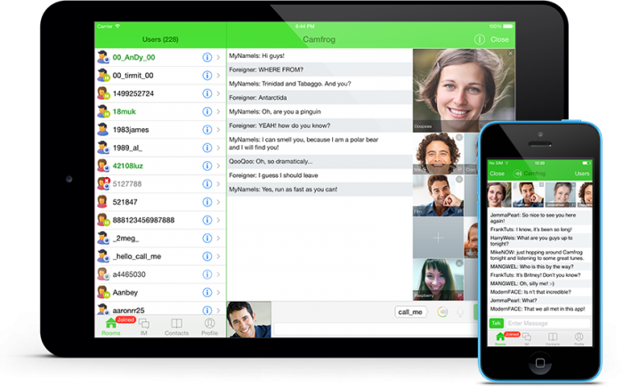 Camfrog Video Chat Offline Installer Free Download Video