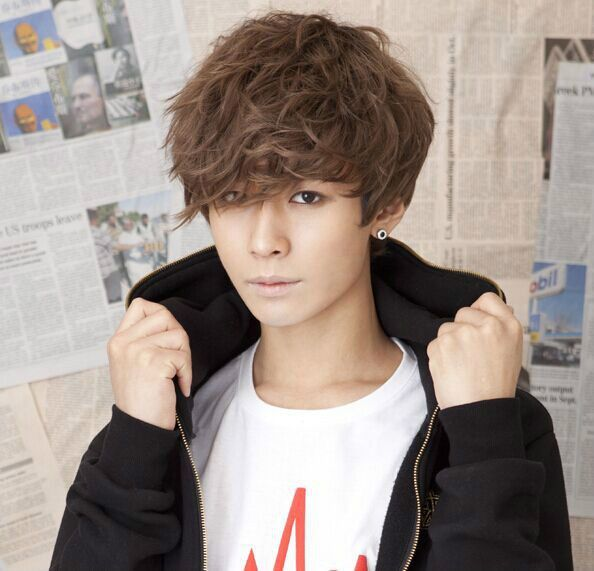 Details About Hot Style Handsome Boys Wig Korean Fashion