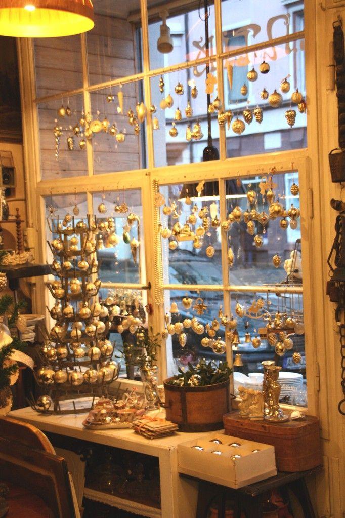 Weihnachten - Antiquitäten Freiburg Talstrasse Im Spiegel Antik ...