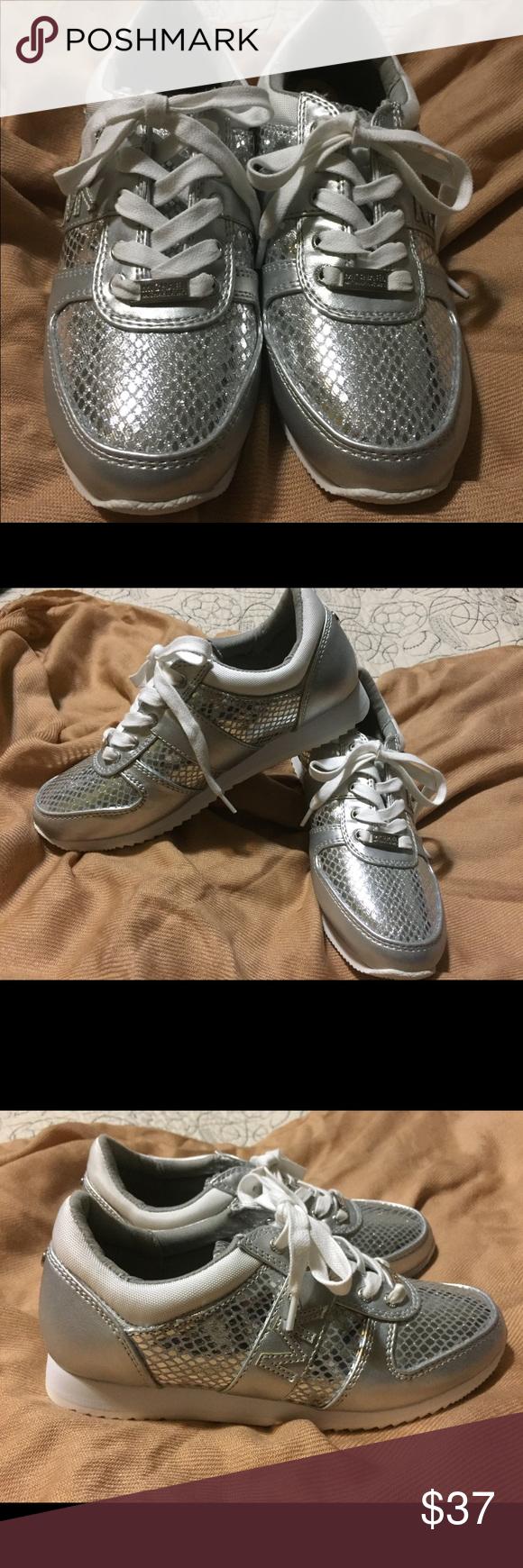 silver sneakers near me