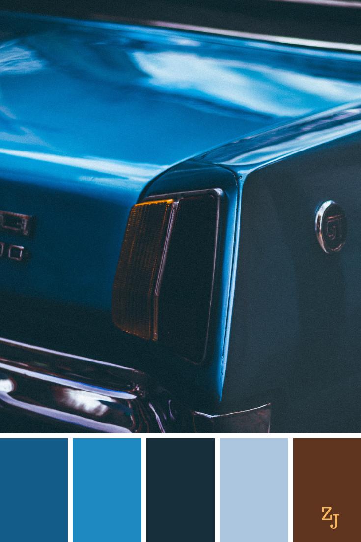 Color Blending Car Paint - 34