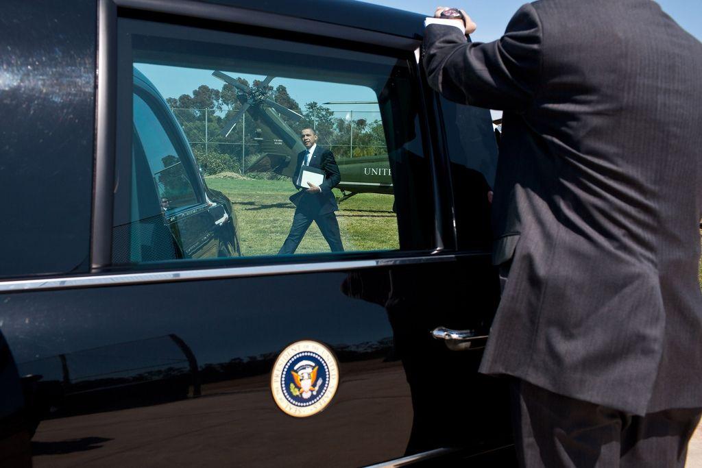 The 44th U.S. Presidency.