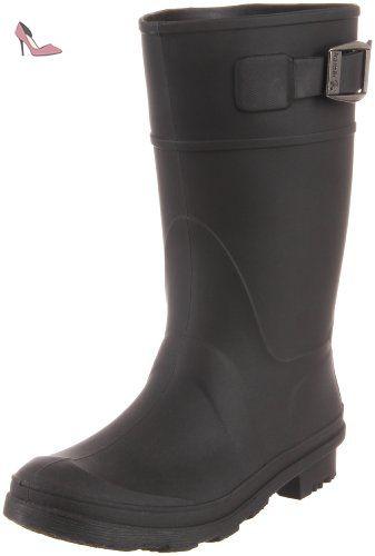 Noir Eu Bottes Kamik Ek4137 Raindrops Blk Chaussures 38 Fille AqSIq