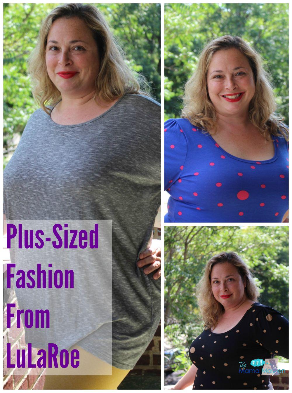 8da6c057fe0d82 Plus-Sized Fashion From LuLaRoe  AD  LuLaRoe
