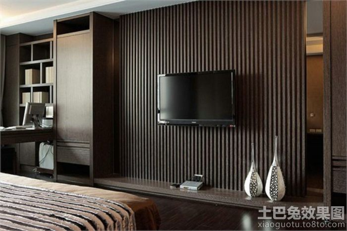 Modern Bedroom With Tv Top Design Modern Bedroom Tv Background Wall Decoration Modern Bedroom