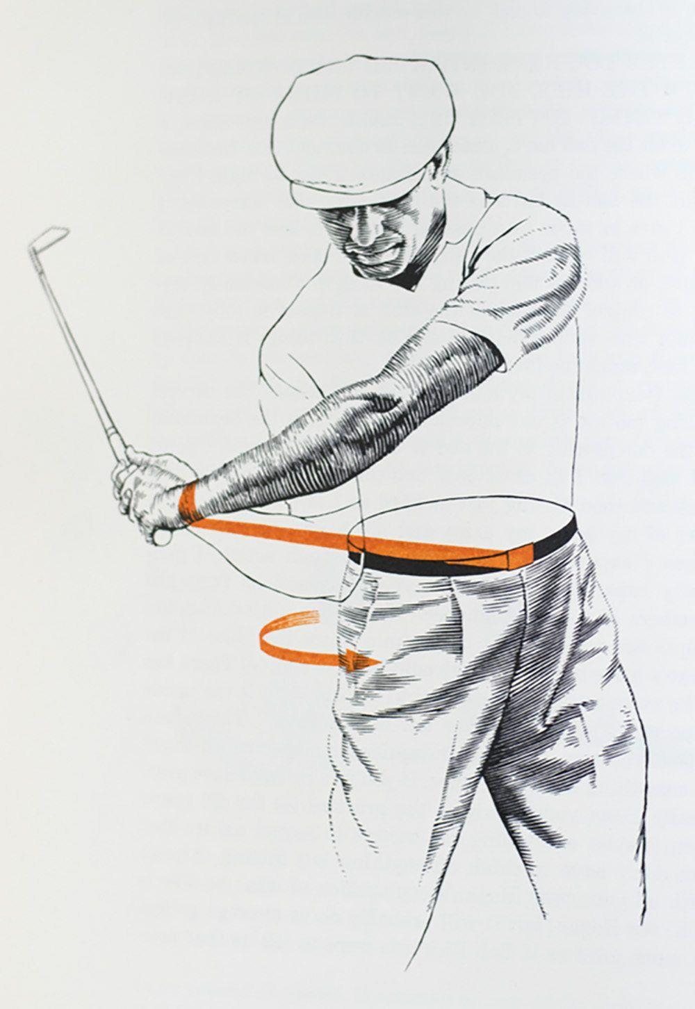 Pin on All About Ben Hogan Golf