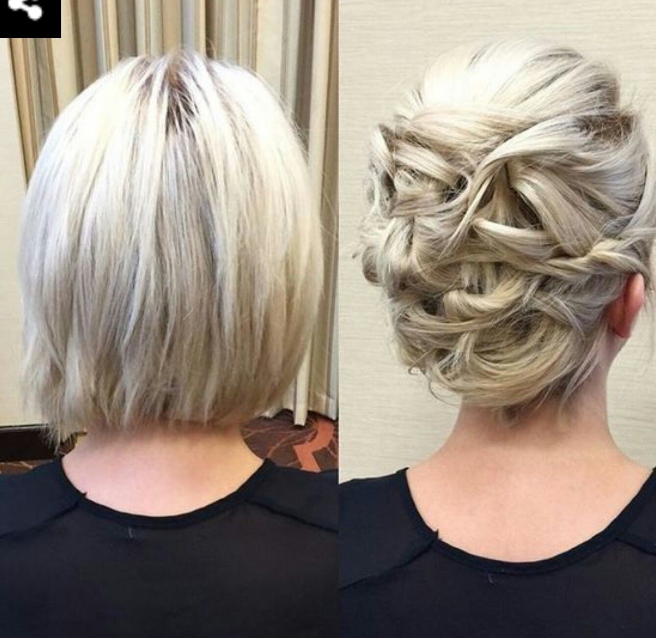 Pin by audrey arcq on coiffures mariage pinterest short hair