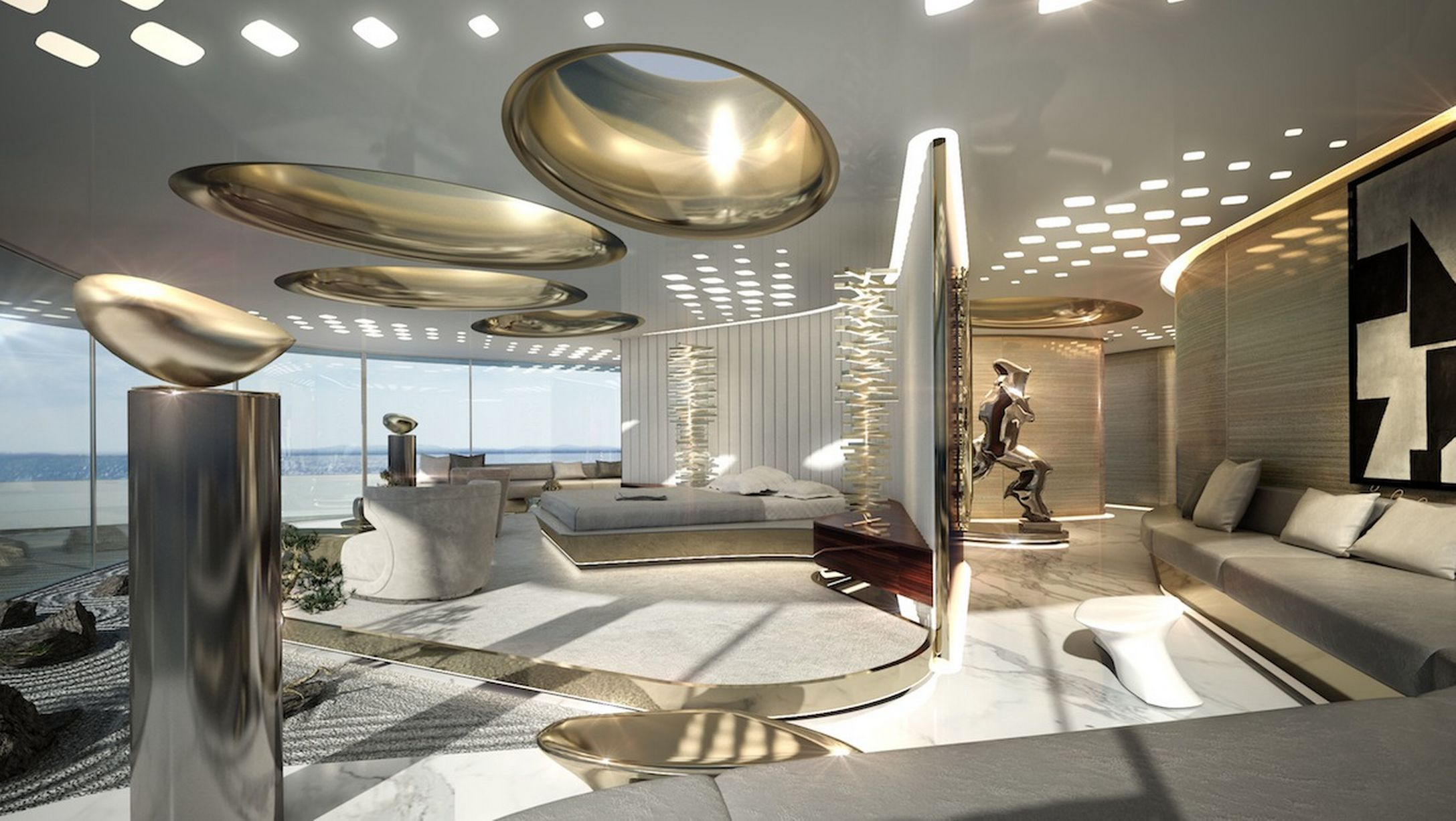 will this giant vessel become the world s most expensive megayacht rh pinterest com
