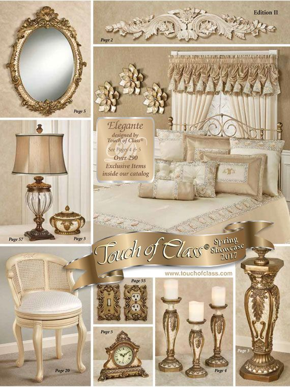 Exceptionnel 2017 Spring Showcase II | Touch Of Class. Home Decor CatalogsHome Accents