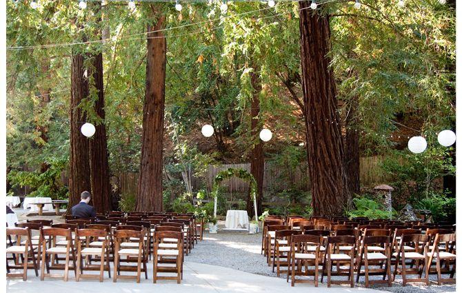 California Wedding Venues On I Do Deer Park Villa In Marin