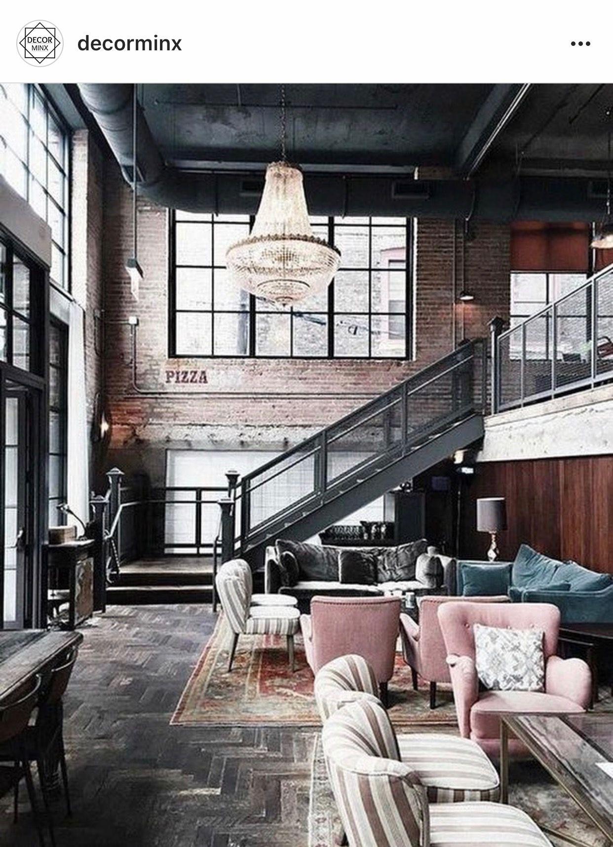 Pin by Kim on Interiors Lofts