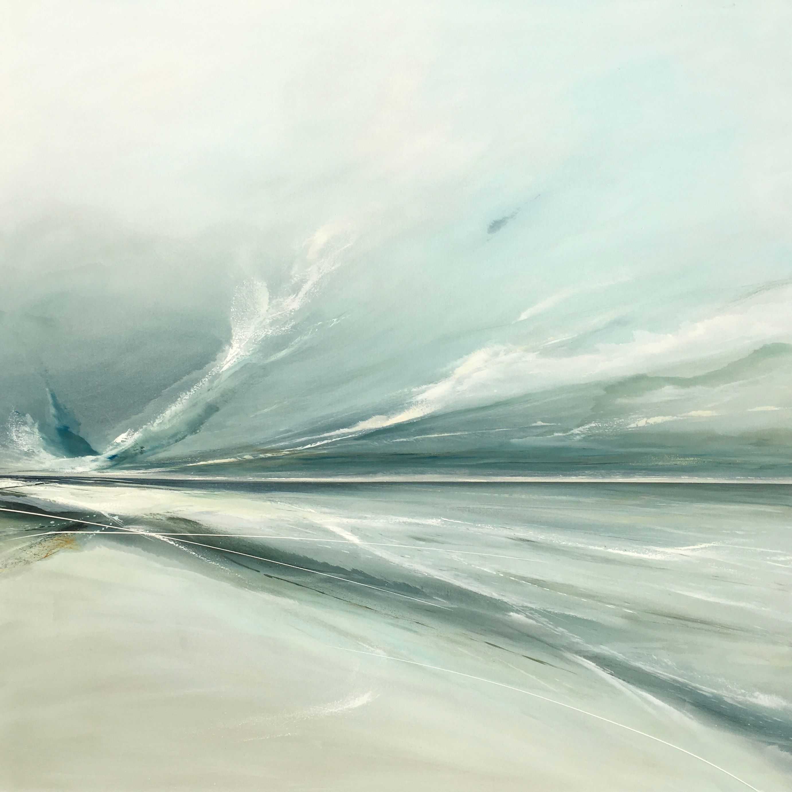 Картинки по запросу Jane Skingley Evening Clouds