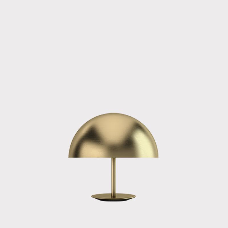 Baby dome lamp brass baby domebrasslightingcollectionproduct designlamps desklight fixtureslightroom mater