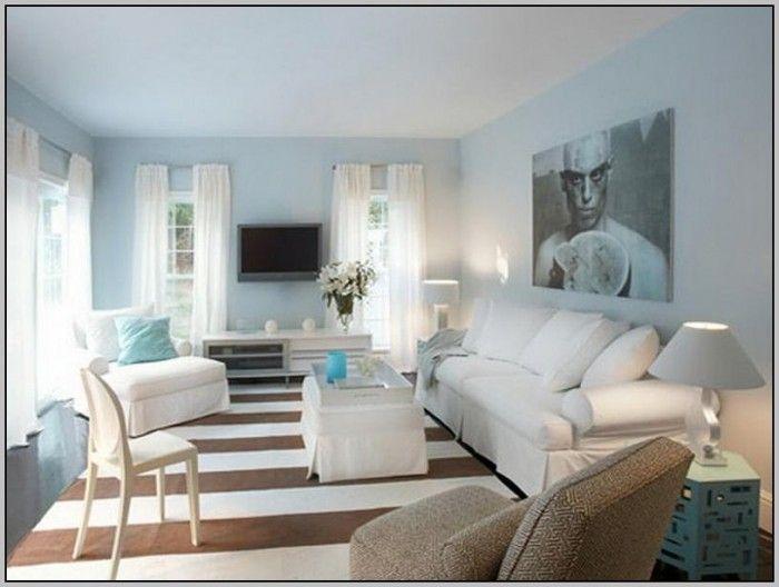 Best Light Blue Grey Paint Color  Pastel Decor  Pinterest  Blue Amusing Blue Color Living Room Design Decoration