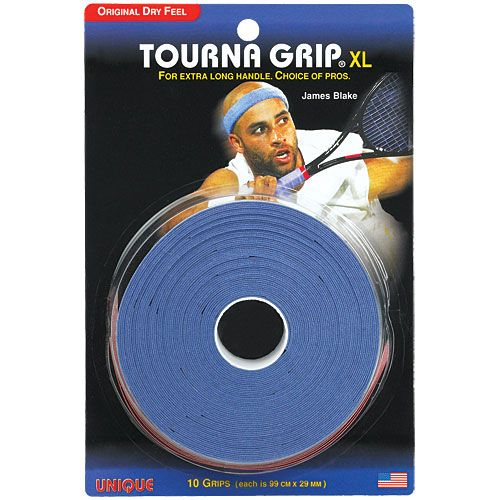 Special Offers Available Click Image Above: Tourna Grip Xl Overgrip 10 Pack: Tourna Tennis Overgrips