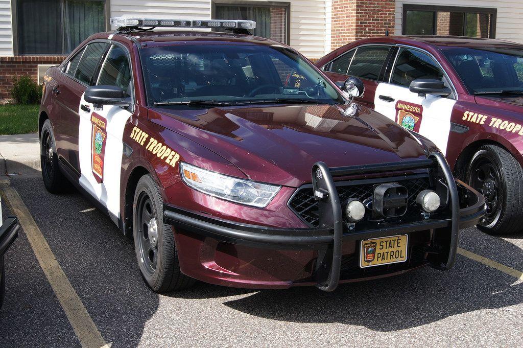 Minnesota State Patrol Ford Taurus Police Cars Sedan Police