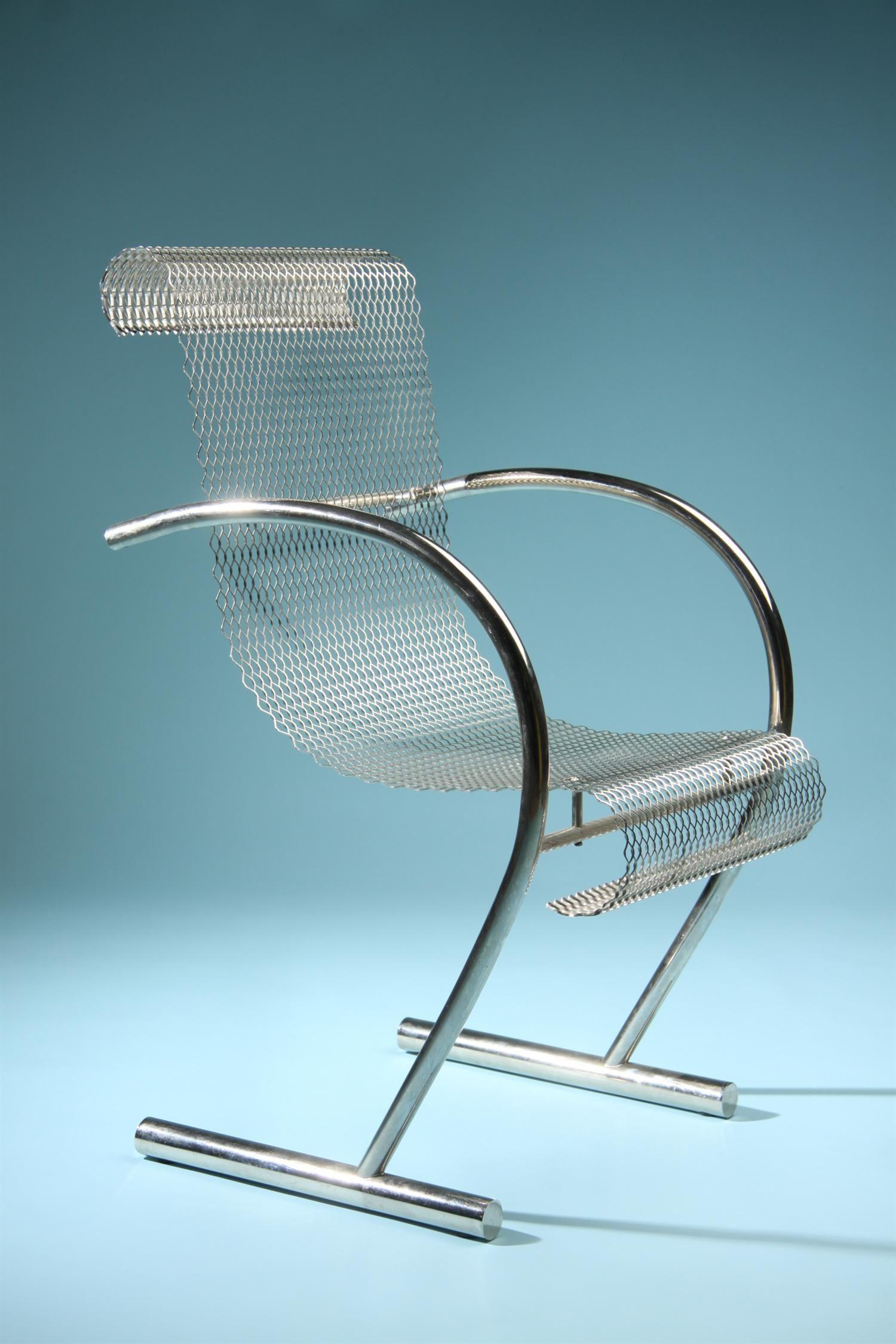 Designed By Shiro Kuramata For XO, France. 1985