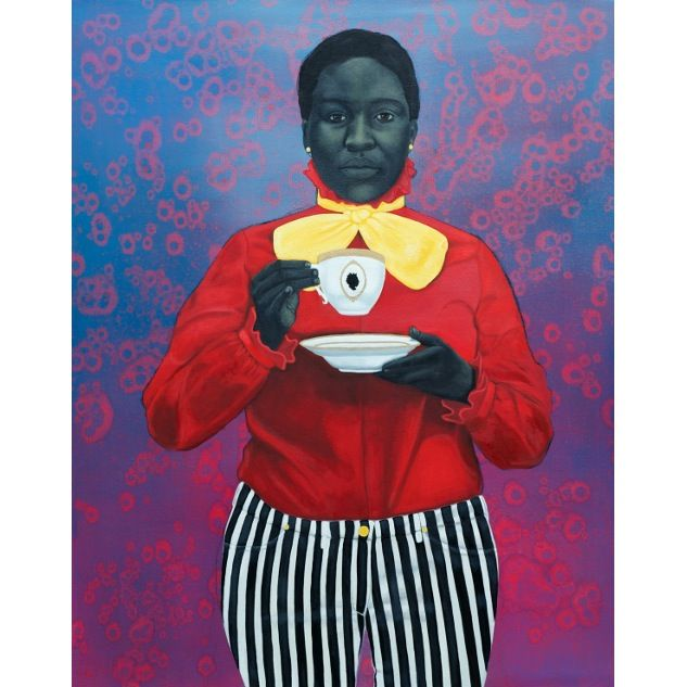 Amy Sherald is an artist and native of Columbus,