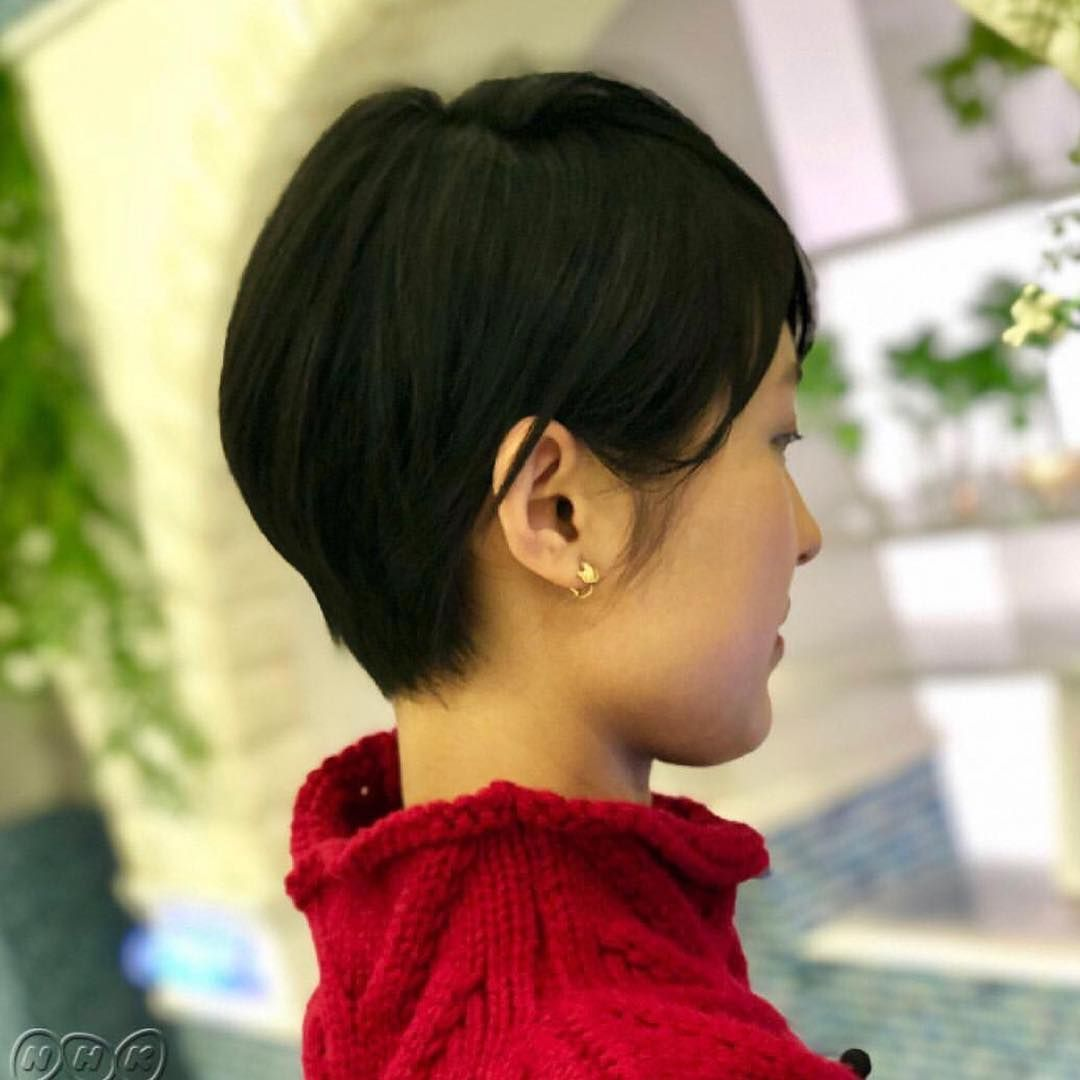 髪型 近江 アナ