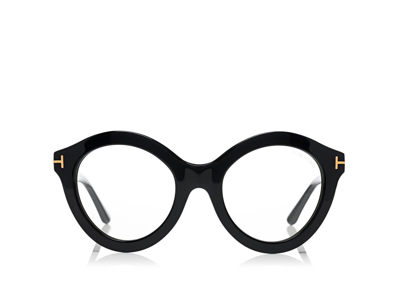 Chiara Round Sunglasses | ITEM NO. FT0359 Shop Tom Ford Online Store ...