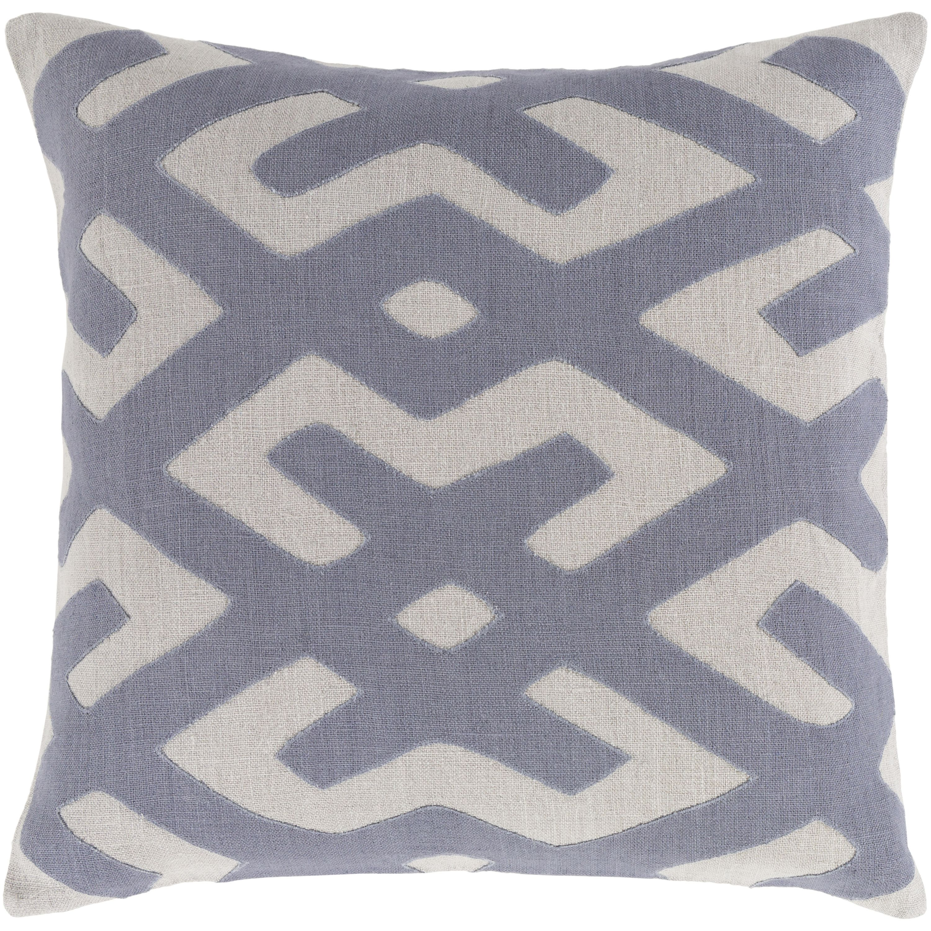 Isa pillow blue steel project pp pinterest pillows steel and