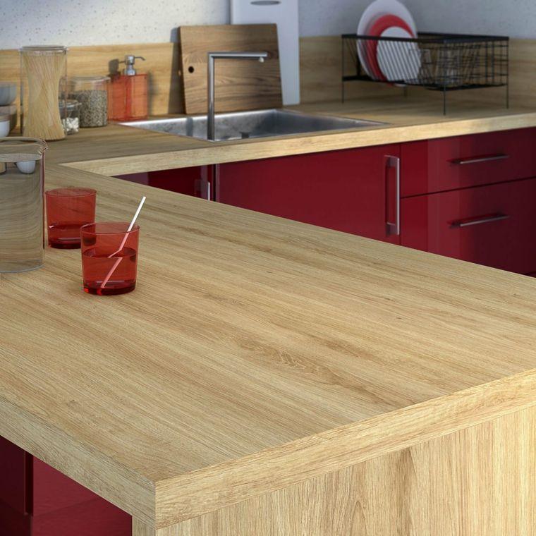 Best Kitchen Countertop Ideas Quartz Granite Marbel Etc On A Budget With Pictures Kitchen Worktop Kitchen Countertops Kitchen Countertops Laminate