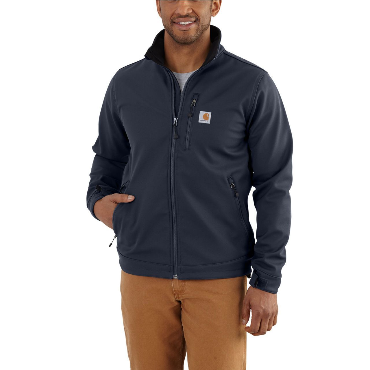 NEW Crowley Jacket - The Brown Duck