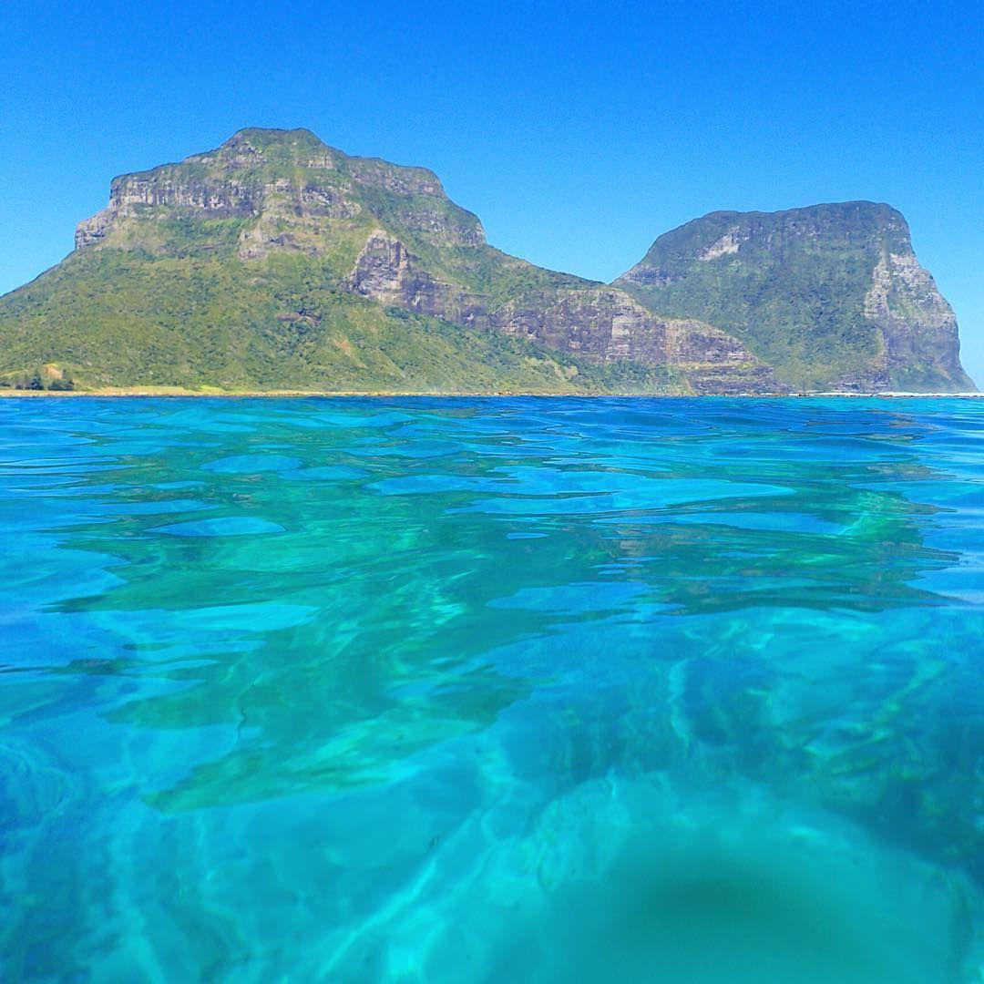 Lord Howe Island Beaches: Beautiful Lord Howe Island NSW