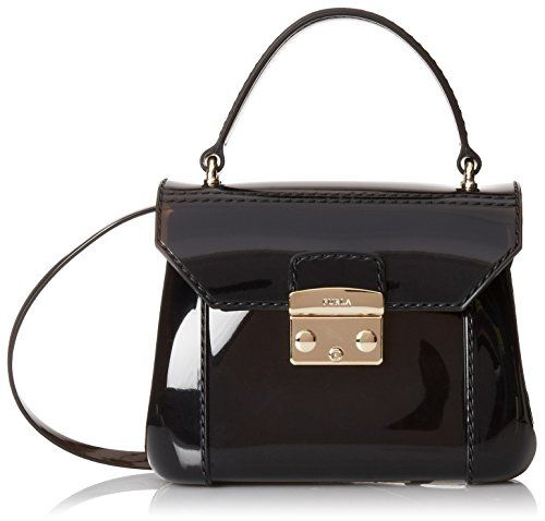 Furla Candy Bon Bon Mini Cross Body Bag, Onyx, One Size FURLA http://www.amazon.com/dp/B00MQZBVV4/ref=cm_sw_r_pi_dp_ATOpvb1JXJ3X3