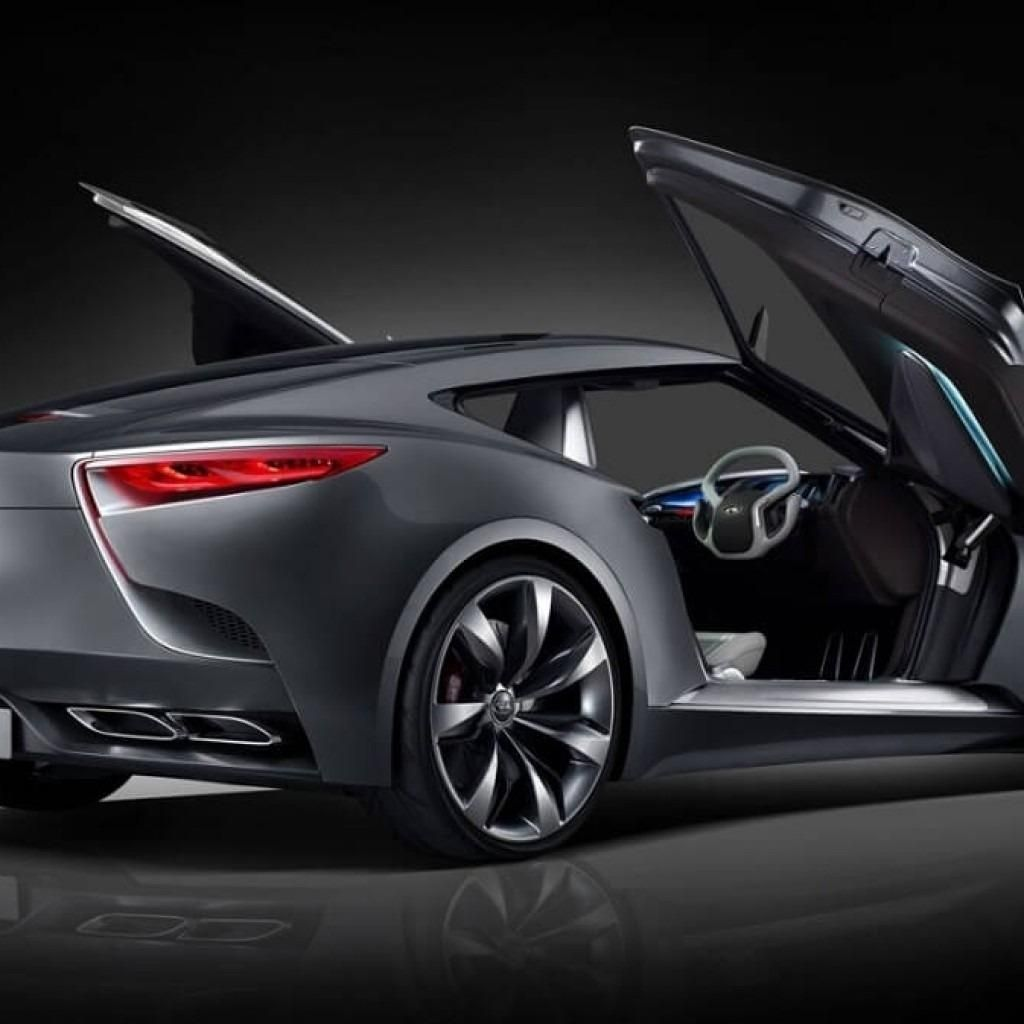 2019 Hyundai Genesis Coupe V8 Release, Specs And Review