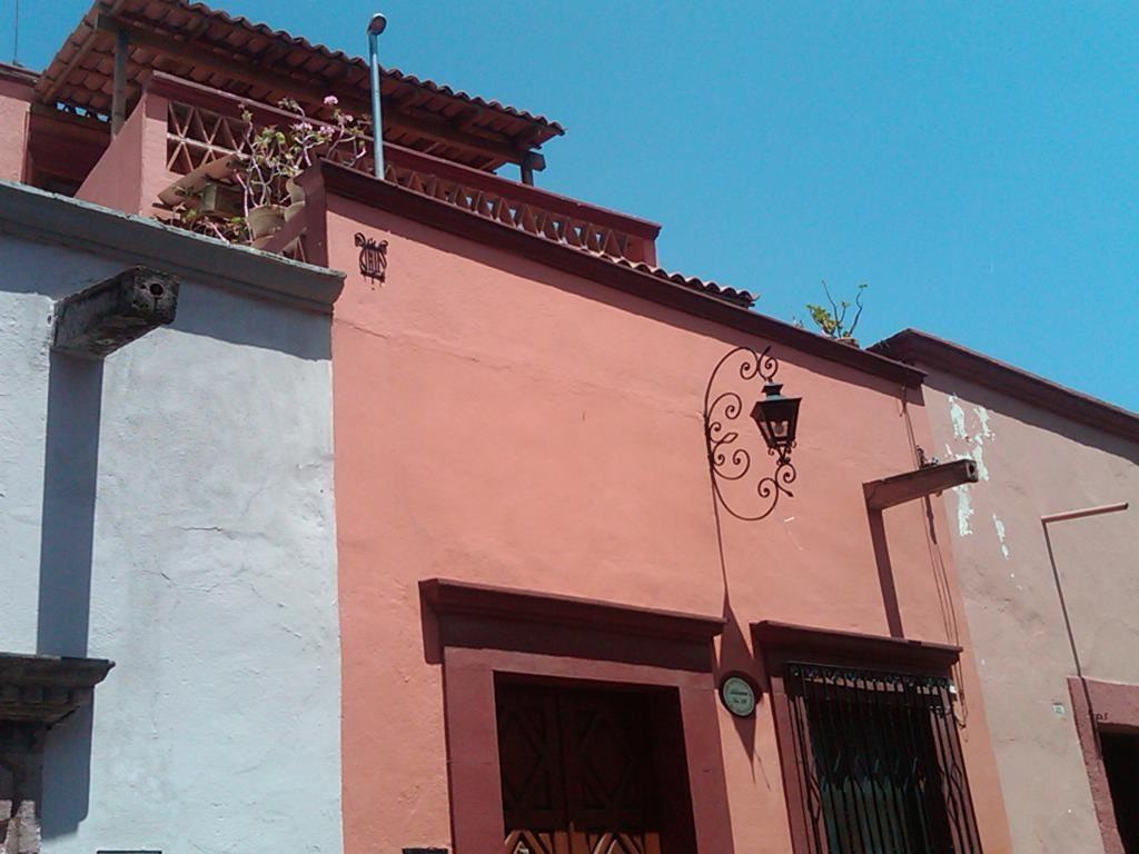 Una casa de San Miguel de Allende
