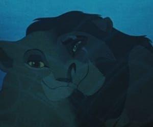 kiara & Kovu - the lion king II (1998) on We Heart It