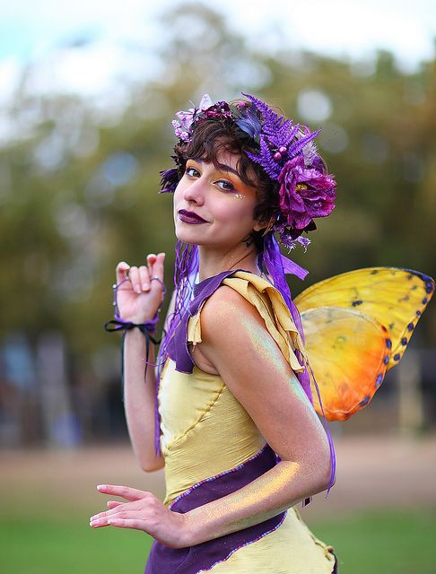 Zurina Faerie of Light 2010 MN Ren Faire by gbrummett, via Flickr