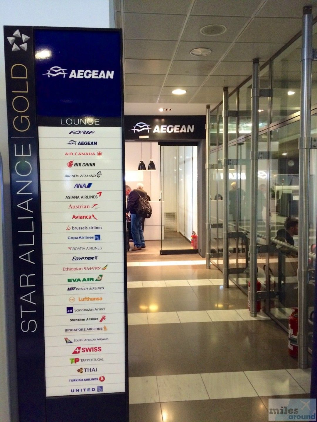 Aegean Airlines Airbus A320200 Business Class nach