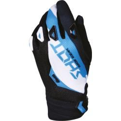 Photo of Shot Devo Alert Handschuhe Schwarz Blau M L