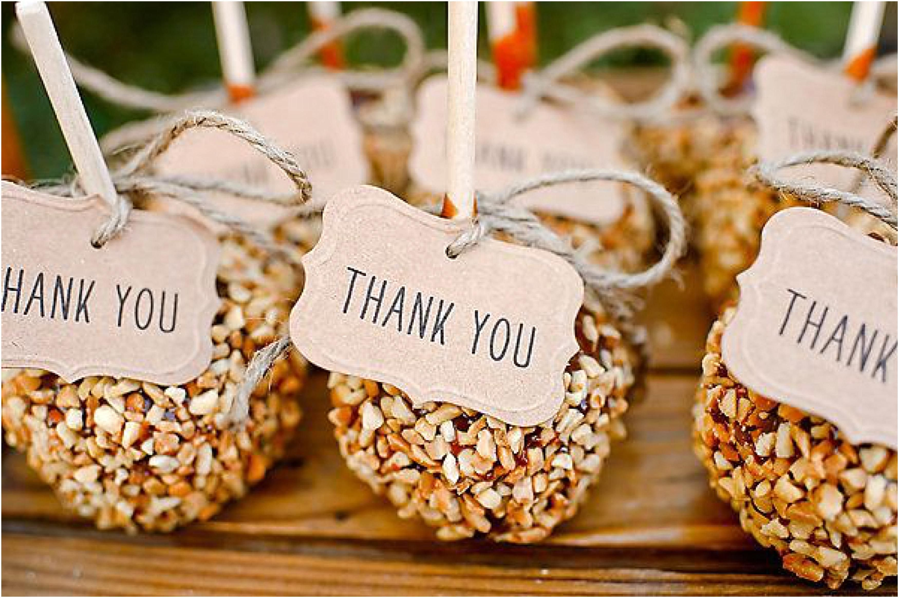 Ways to decorate gift bags - And The Best Way To Enjoy Your Fall Wedding Remember That You Re There