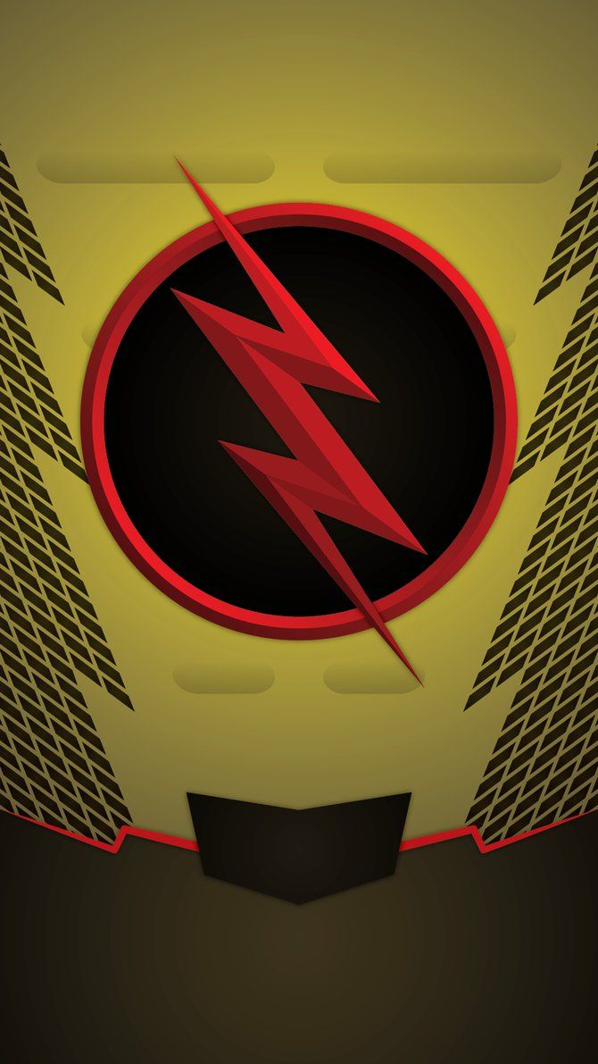 Reverse Flash Phone Background By Urlogicfails Deviantart Com On Deviantart Flash Wallpaper Flash Logo The Flash