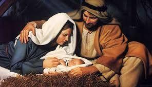 Jezus met Zijn ouders