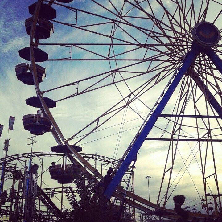 Oklahoma State Fair Park Oklahoma Park Oklahoma City