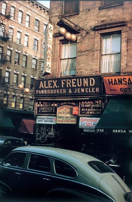 Elliott Erwitt, USA, New York City, 1955
