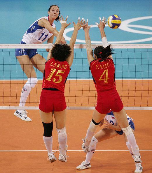 Ekaterina Gamova Photos Photos Olympics Day 15 Volleyball Female Volleyball Players Volleyball Volleyball Players
