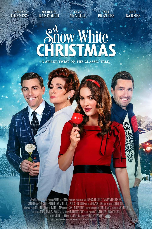 A Snow White Christmas White christmas movie, Christmas