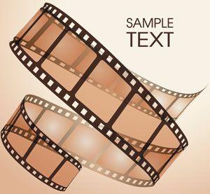 404 Page Not Found Film Strip Film Art Film Tape